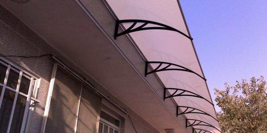 نورگیر های ساختمانی