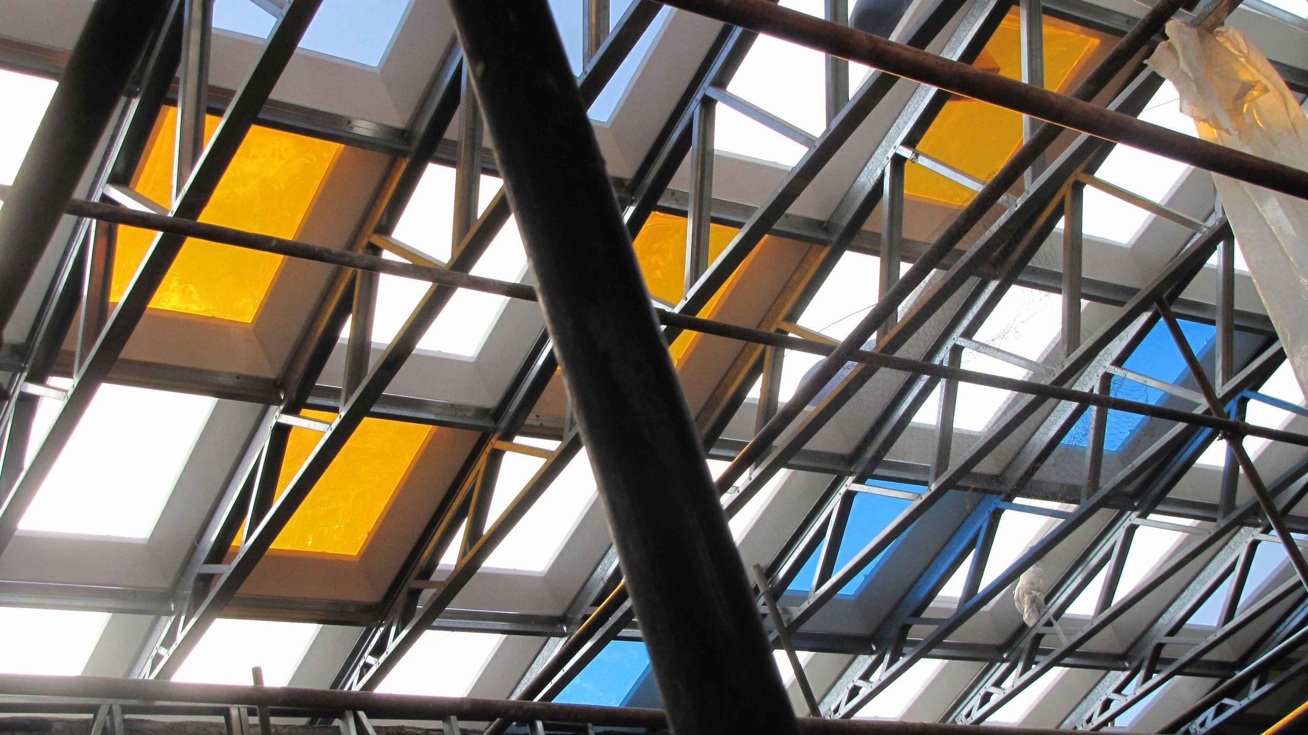 نورگیر های حبابی ( کوپل )مناسب ساختمان
